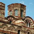 Church of Christ Pantocrator (13th century), Nesebar, Bulgaria — Stock Photo