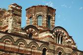 Church of Christ Pantocrator (13th century), Nesebar, Bulgaria — Stock Photo