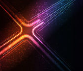 Glowing abstract background,ai 10 format — Vecteur