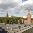The Kremlin quay — Stock Photo #5371411