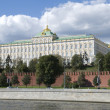 The Kremlin quay — Stock Photo #5371416