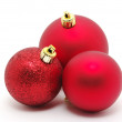 Red balls — Stock Photo #4353661
