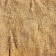 Brown burlap cloth — Stock Photo #4920728