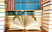 Education Books — Stock Photo