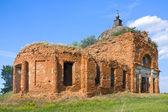 Ruinas de la iglesia — Foto de Stock
