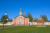 Iversky Monastery — Stock Photo