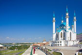 Kazan kremlin — Stock Photo