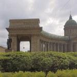 Kazan Cathedral — Stock Photo #4946688