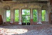 Tempio in rovina — Foto Stock