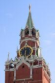 Spasskaya wieża — Zdjęcie stockowe