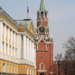 Stock Photo: Inside moscow kremlin