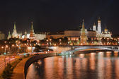 Night Kremlin — Stock Photo
