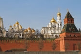 Kremlin churchs — Stock Photo