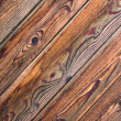 Brown wood texture with natural patterns — Stock Photo #3924562