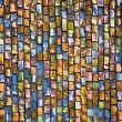 Royalty-Free Stock Photo: Abstract mosaic background