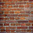 Stock Photo: Old brick wall background