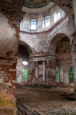 Old deserted church — Stock Photo