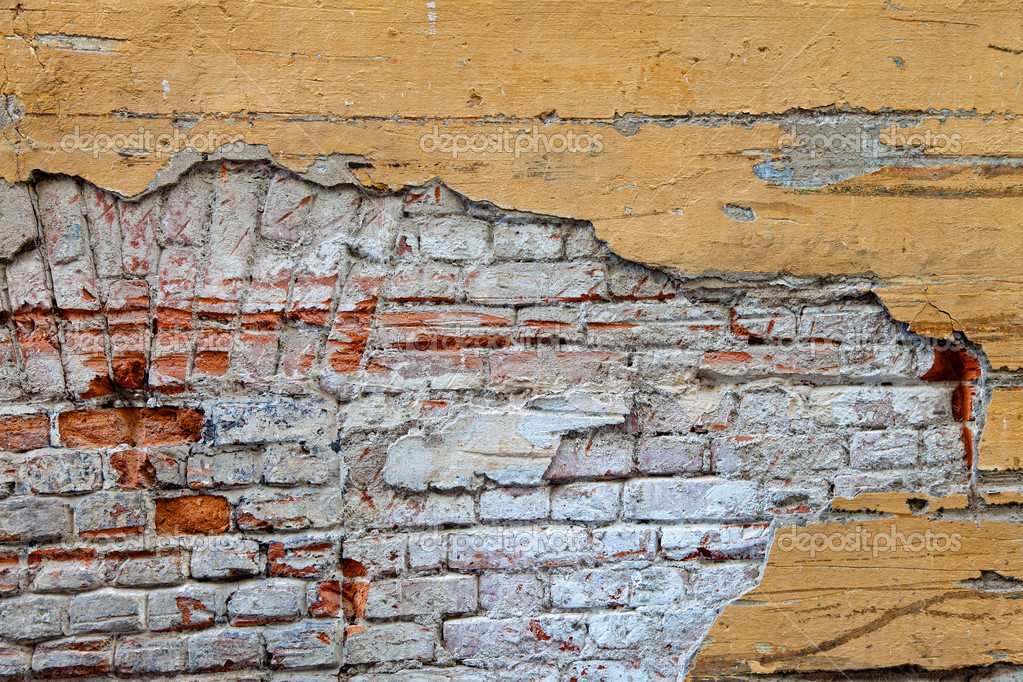Grunge wall — Stock Photo #5344946