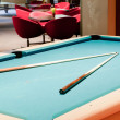 Billiard room — Stock Photo #4666742