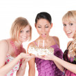 Girl's party — Stock Photo #5264964