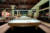 Billiard room — Foto Stock
