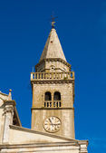 Ancient bell tower — Stock Photo