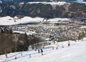 Ski resort Schladming . Austria — Foto Stock
