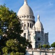 Basilique du Sacré Cœur,. Paris — Stock Photo