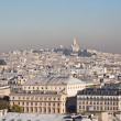 View of Paris. France — Stock Photo #4833732