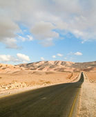 Roads of Jordan — Stock Photo