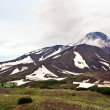 Kamchatka; volcano Avachinsky — Stock Photo