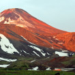 Stock Photo: Kamchatka; volcano Avachinsky