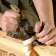 Carpenter — Stock Photo #4017028
