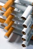 いくつかのタバコ — ストック写真