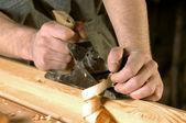 Carpenter — Stock Photo
