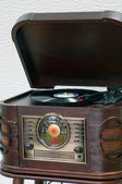 Old gramophone — Stock Photo