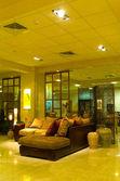 Otel odasında iç — Stok fotoğraf