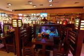 Interior of the_restaurant — Stock Photo