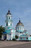 Holy Ascension Church, Izyum Ukraine — Stock Photo