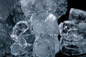 кусок льда — Стоковое фото