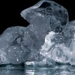 Piece of ice — Stock Photo