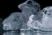 Kawałek lodu — Zdjęcie stockowe