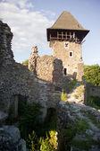 Ruiny starożytnej fortecy — Zdjęcie stockowe