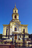 Cathedral of the Orthodox church — Stockfoto