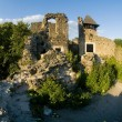 Ruins of an ancient castle — Stok fotoğraf