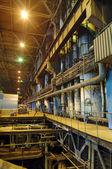 工业厂房 — 图库照片