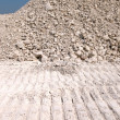 Stock Photo: Mound of gravel
