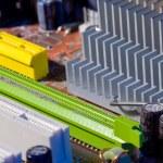 Electronic board — Stock Photo #4928042