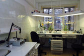 Interno del laboratorio di ricerca — Foto Stock