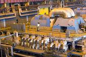 Industrial workshop — Stock Photo